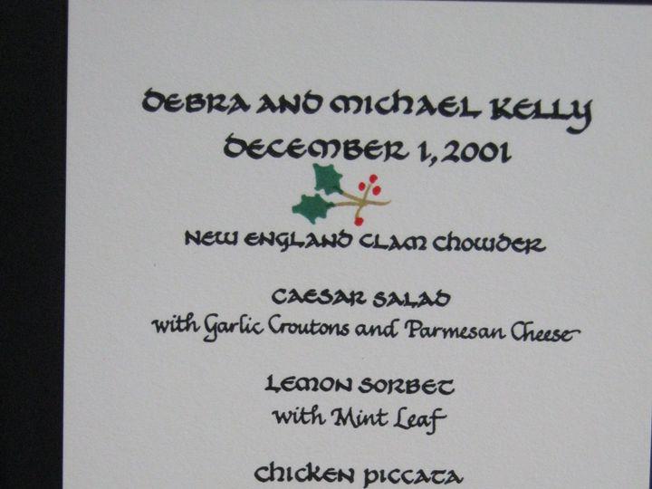 Tmx 1416326788791 Portfolio Pics 012 Cape Cod, MA wedding invitation