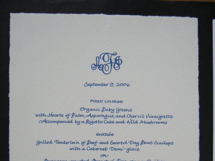 Tmx 1416326878755 Portfolio Pics 013 Cape Cod, MA wedding invitation