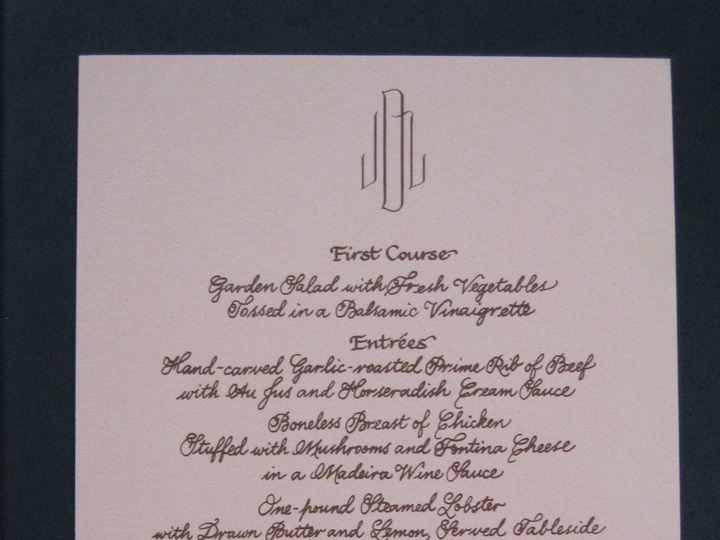 Tmx 1416327215094 Portfolio Pics 016 Cape Cod, MA wedding invitation