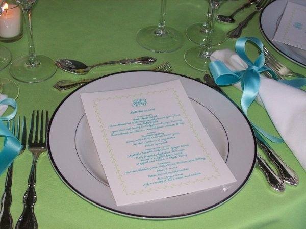 Tmx 1416327487764 Rossi Menu Cape Cod, MA wedding invitation