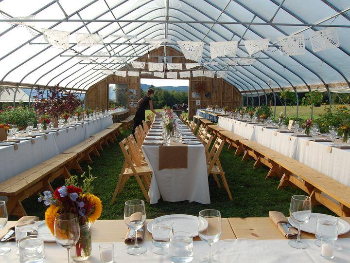 Tmx 1475361052857 Wedding Greenhouse Wolcott, VT wedding venue