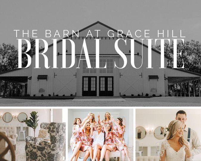 1000 sq. ft. bridal suite