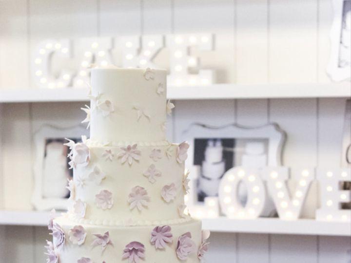 Tmx 1467059335130 Weddingcakeombre F Rohnert Park wedding cake