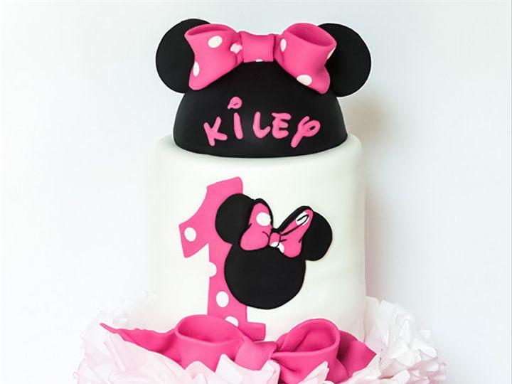 Tmx 1467063705521 Minniefashioncsm 5f 2 Rohnert Park wedding cake