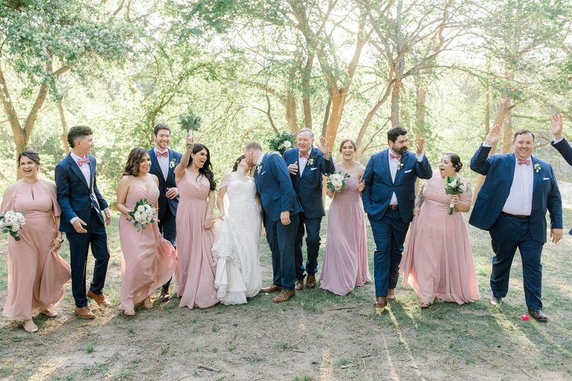 Bridal Party Goals!