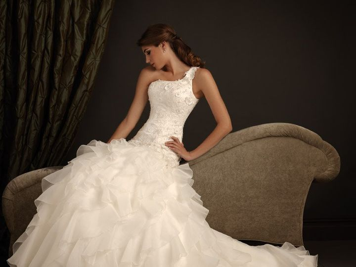 Tmx 1358792371993 2408H Hickory wedding dress