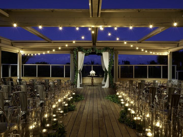 Tmx 1495815050803 The Confidante Vista Terrace Ceremony Miami Beach, Florida wedding venue