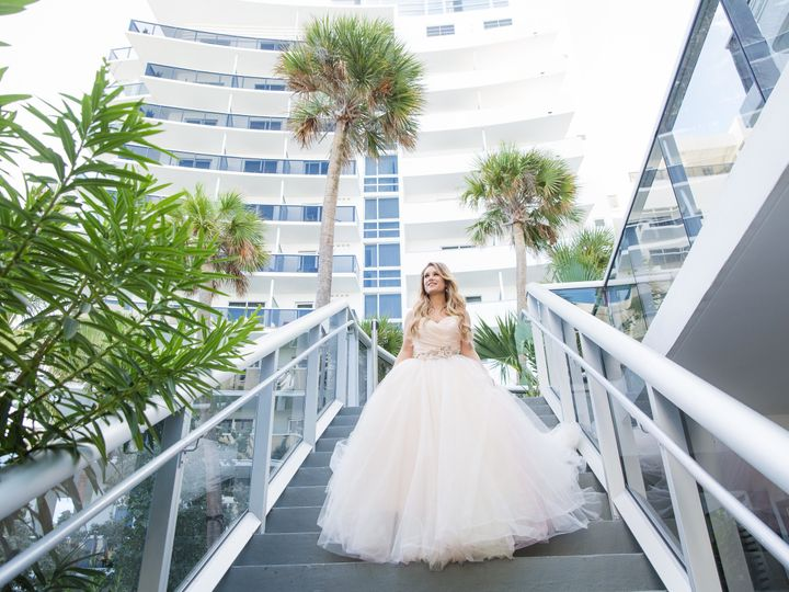 Tmx 1528987841 B0570916821038e9 1528987837 427f3513f333412d 1528987831541 1 Styled Shoot 1 Vis Miami Beach, Florida wedding venue