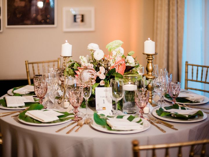 Tmx 1532374059 0b508cc054a363be 1532374056 7720744112ddce68 1532374037554 24 Entire Table Set  Miami Beach, Florida wedding venue
