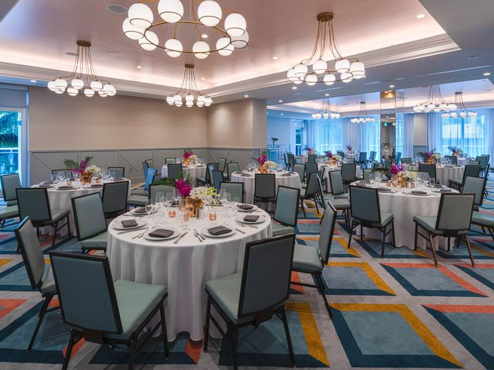 Tmx Carmen Miranda Ballroom Social Set Up 51 933996 Miami Beach, Florida wedding venue