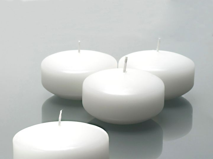 Tmx 1400157254956 3 X 1 34 White Floater Candle Group Sho Sayville wedding favor
