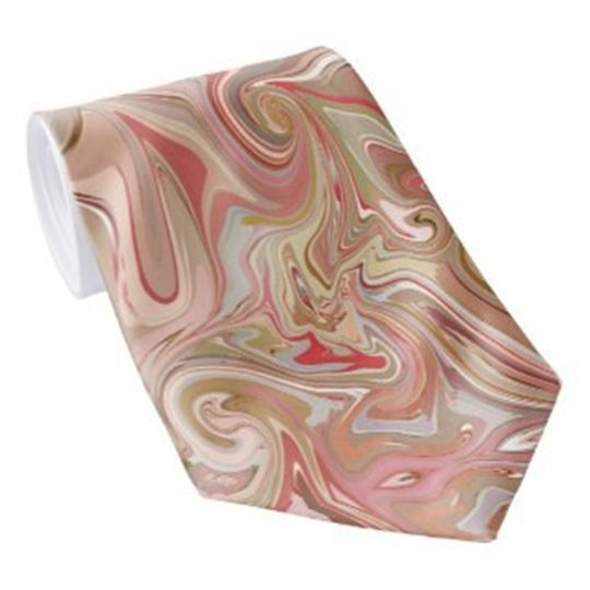 Match ties to wedding colors