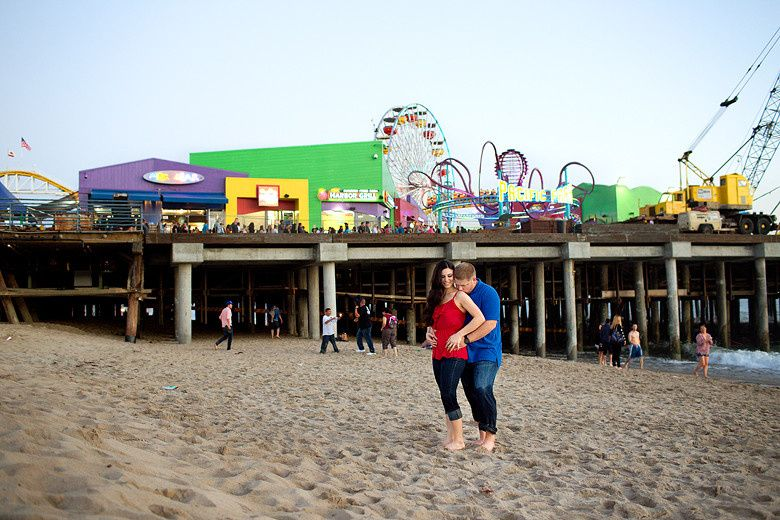 bakersfield santa monica engagement photography20