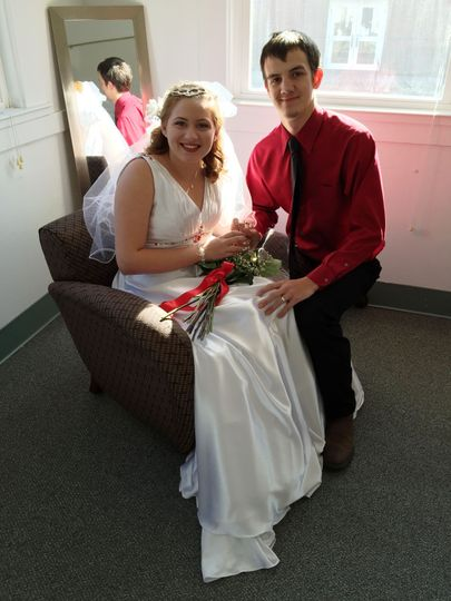 Amber and Dustin @ Dahlgren
