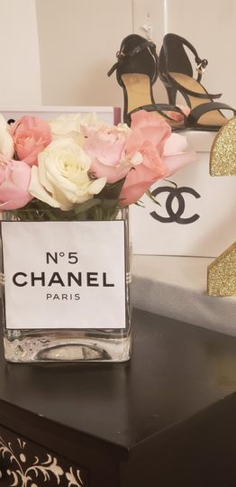A touch of Chanel