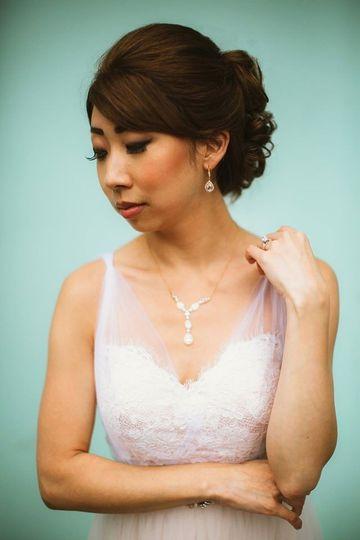 helen yi wedding makeup