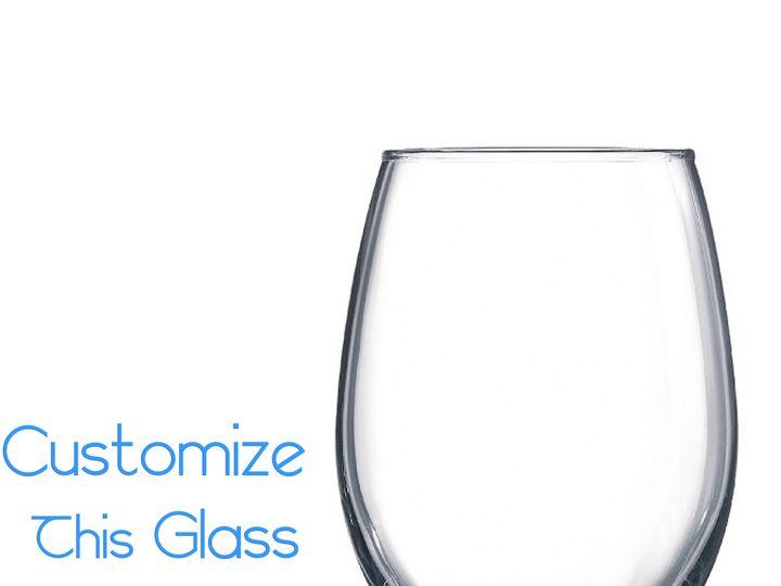 Tmx 1490552048867 15oz Stemless Wine Glass Harwick wedding favor