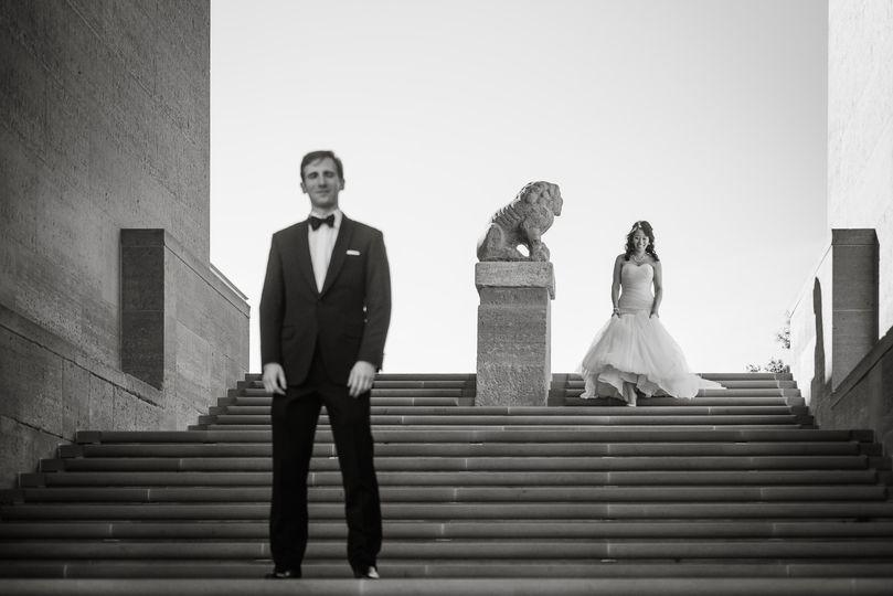 Cranbrook Art Museum Wedding
