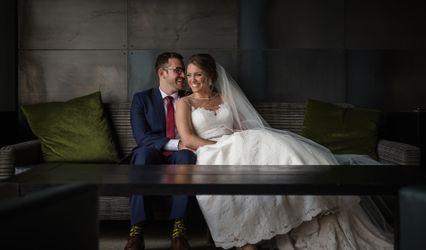The wedding of Jordan and Bridget