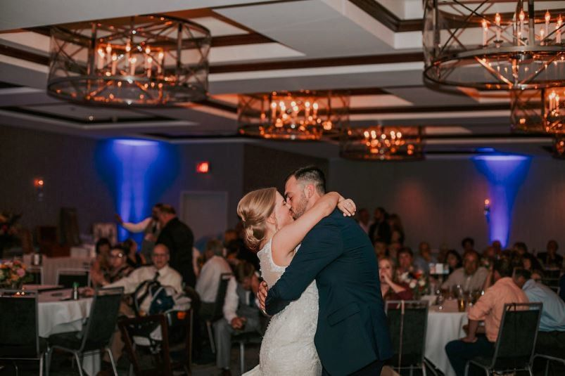 Fabulous first dance, courtesy of Kaley Rae Photography
