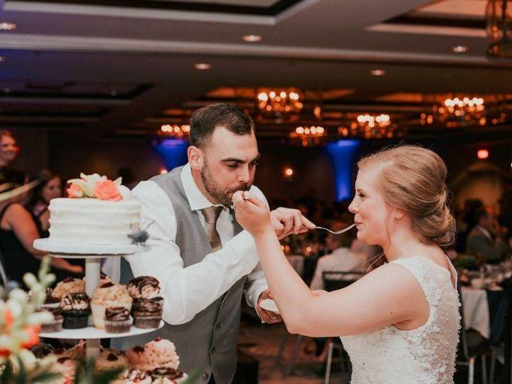Tmx 1502736814639 Madisonweddingsheratonreceptioncake Cutting Madison, WI wedding venue
