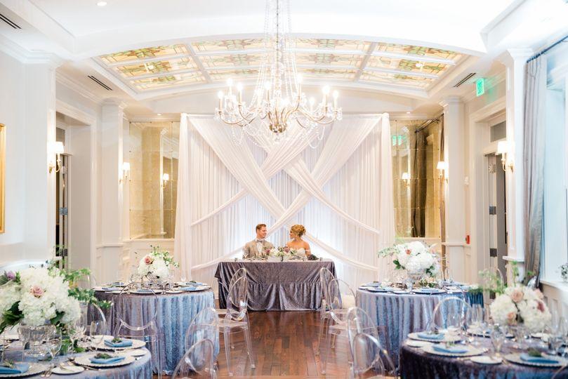 The Tiffany Room