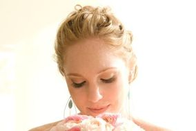 Eco Luxury Bridal Makeup