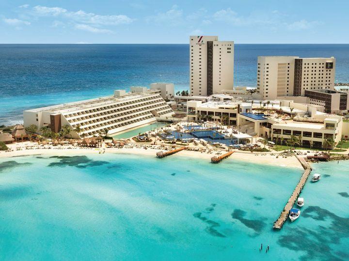 Tmx Hyatt Ziva Cancun Aerial 8 51 78996 160288478281792 Saint Petersburg, FL wedding travel
