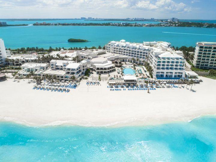 Tmx Panama Jack Resorts Cancun Property Aerial 2 51 78996 160288484238516 Saint Petersburg, FL wedding travel