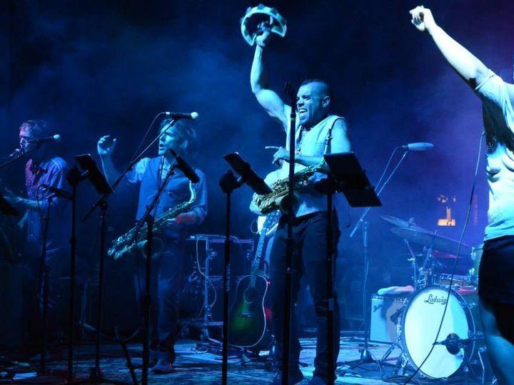 Tmx 1441318927732 Tiny Band 4th Of July Blue Bozeman wedding band