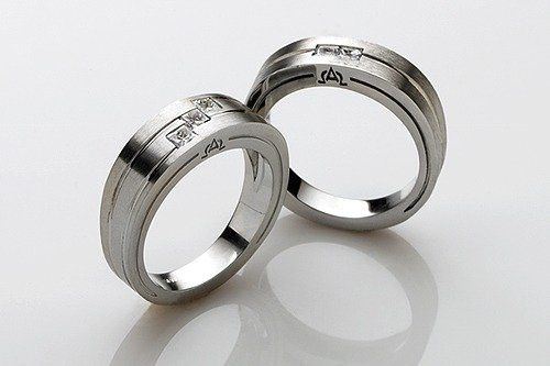 Tmx 1301852146739 Mensweddingbandsalpha Osseo wedding jewelry