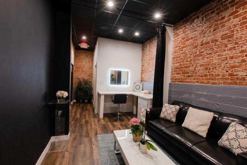 Bridal Room/Lounge Room