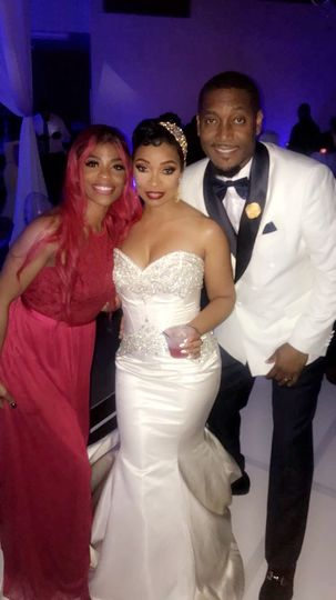 CROWN ROYALLE- Wedding