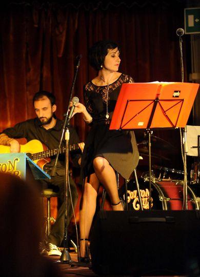 Lula Soul - Live @ Cotton Club