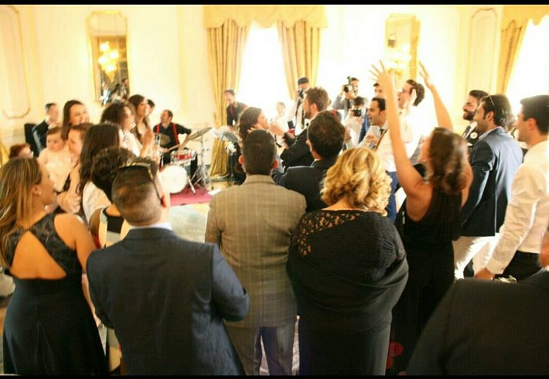 Wedding Party in Rome 2
