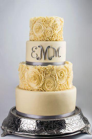 That Little Cake Place - Wedding Cake - Bennington, VT - WeddingWire