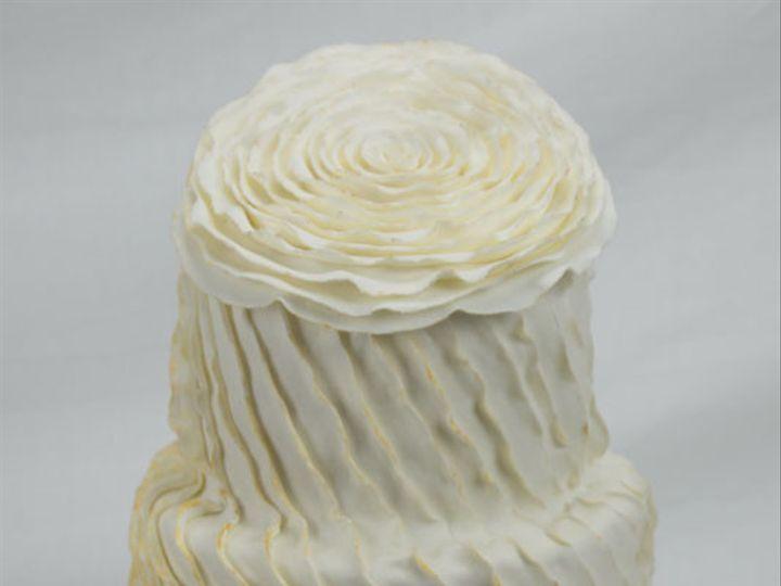Tmx 1422194596288 Fleurivoire Bennington wedding cake