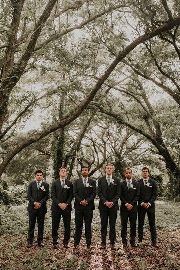 Palm Harbor Wedding