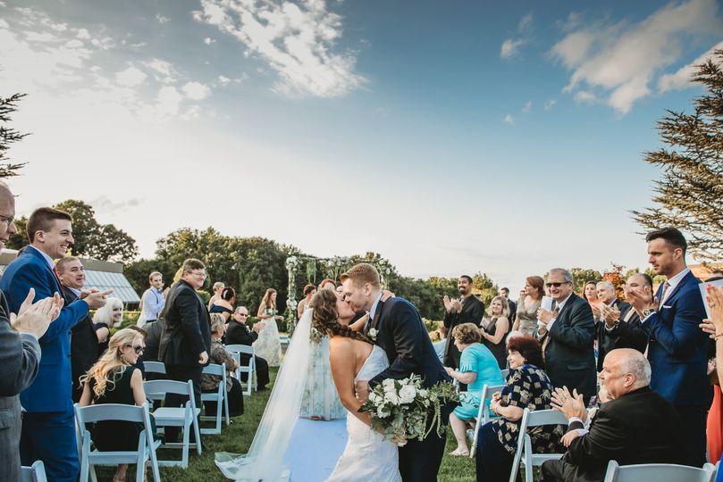 Patio Wedding