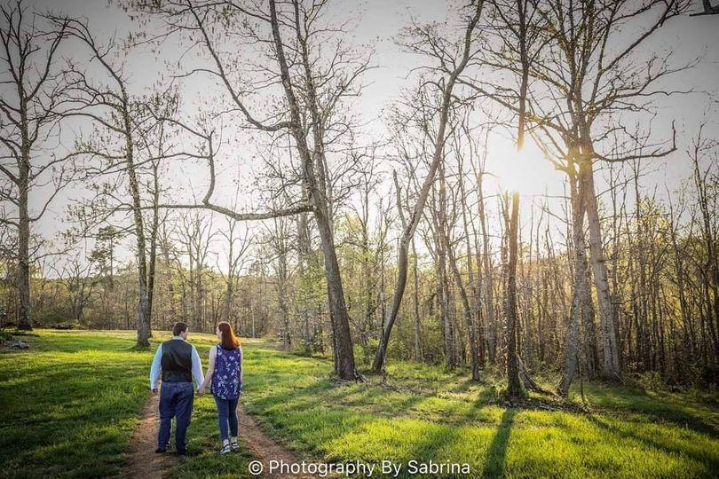 A stroll through nature
