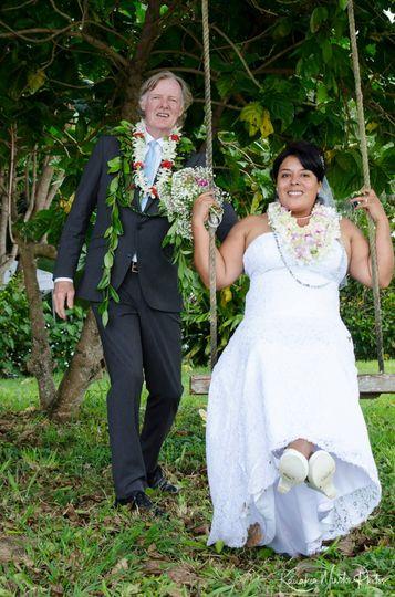 Hawi wedding