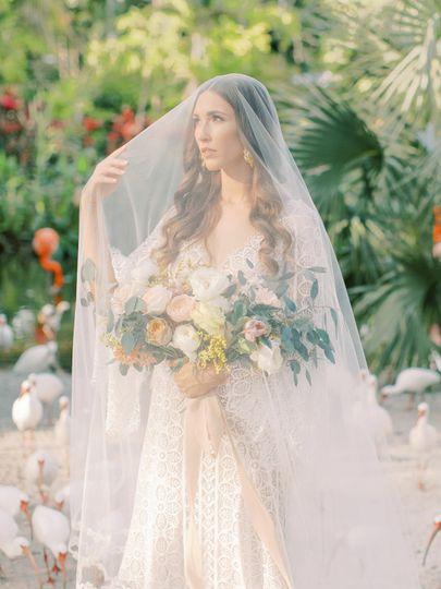 Always love a good veil Shot