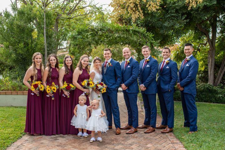Bridal Garden Party