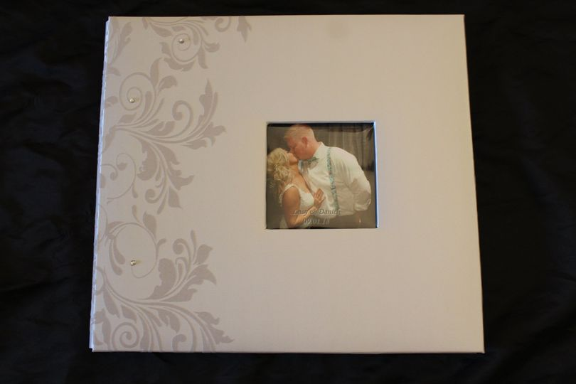 Wedding memory book