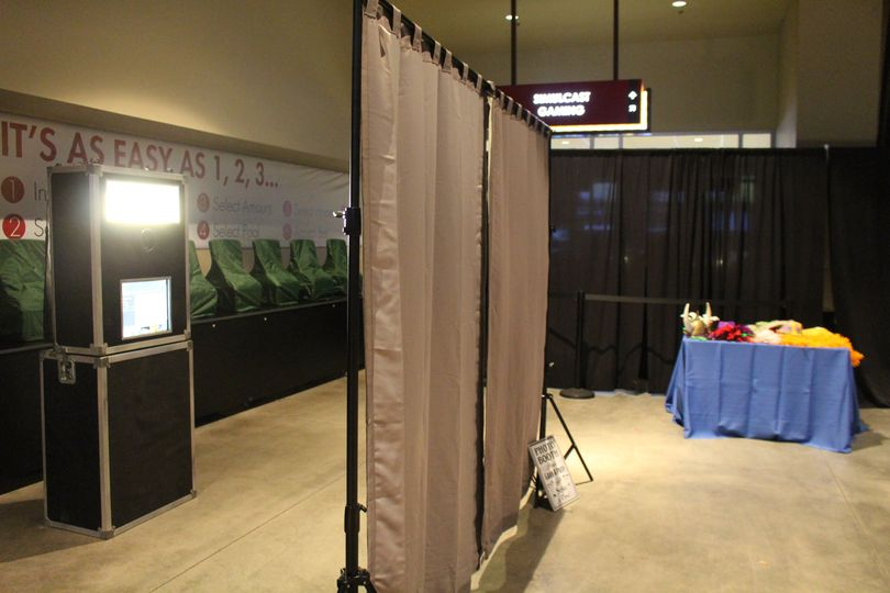 Open Photo Booth Setup