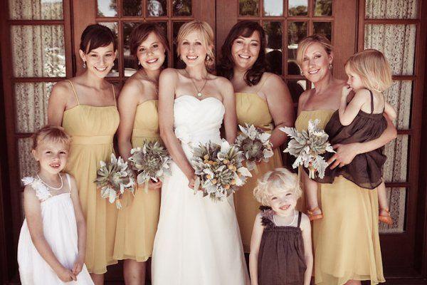 Richardson Wedding Bridal Party