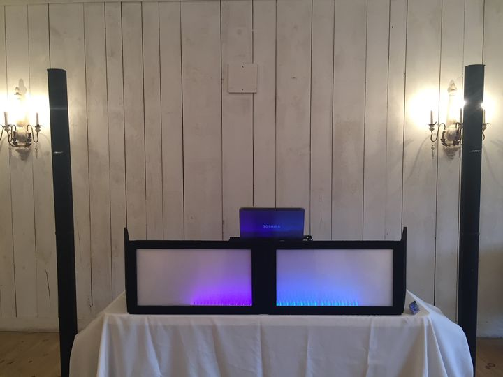 Tmx Dj C Setup Ex 1 51 446007 Selinsgrove, Pennsylvania wedding dj