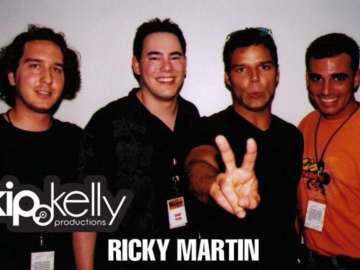 Tmx 1346278911371 RickyMartin Jacksonville, Florida wedding dj