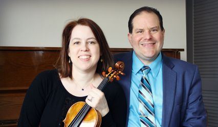 Kelly and Darryl Roenicke - Violin and Piano Duo 1