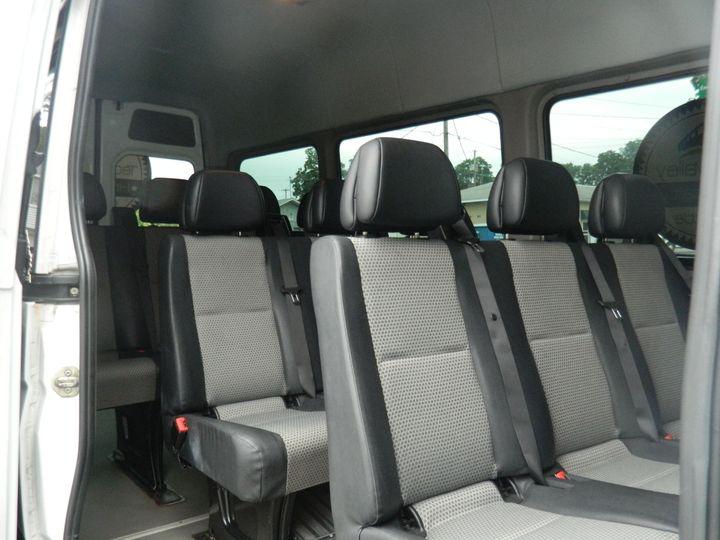Sprinter Van seating